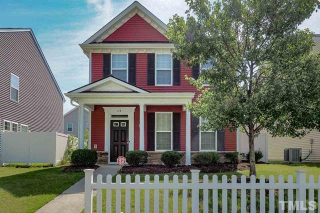 113 Shad Boat Lane, Clayton, NC 27520 (#2202903) :: The Perry Group
