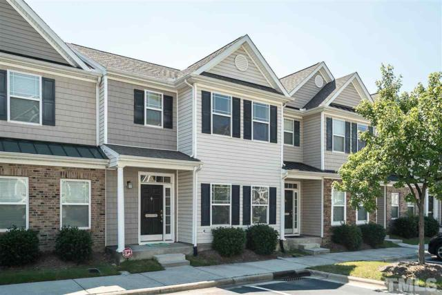 711 Keystone Park Drive #48, Morrisville, NC 27560 (#2202933) :: Raleigh Cary Realty