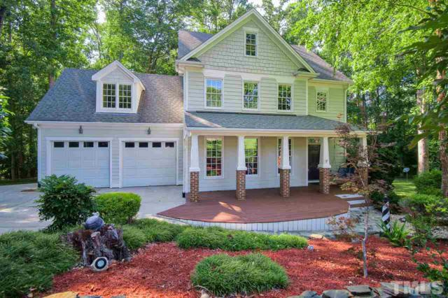 3808 Crooked Brook Trail N/A, Apex, NC 27539 (#2202993) :: The Perry Group