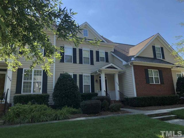 1228 Colonial Club Road, Wake Forest, NC 27587 (#2202996) :: The Perry Group