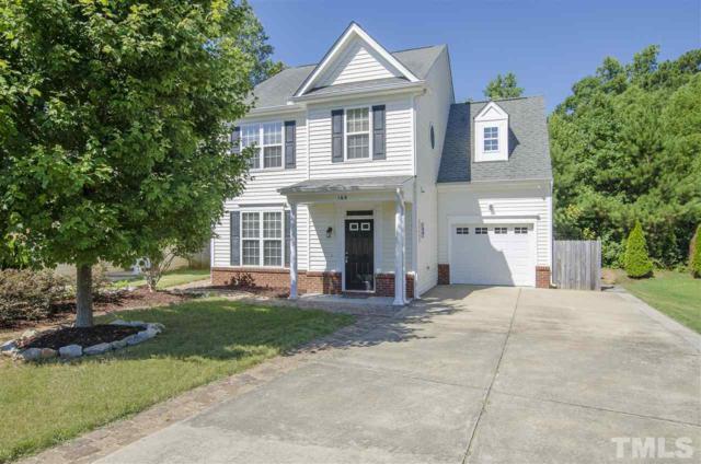 168 Hutson Lane, Clayton, NC 27527 (#2202997) :: The Perry Group