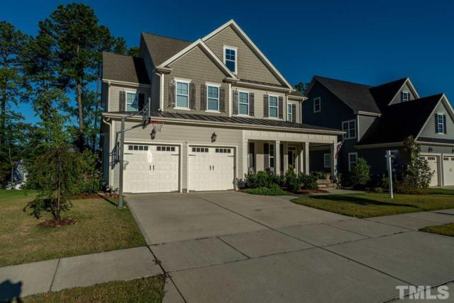 437 Kings Glen Way, Wake Forest, NC 27587 (#2202999) :: The Perry Group