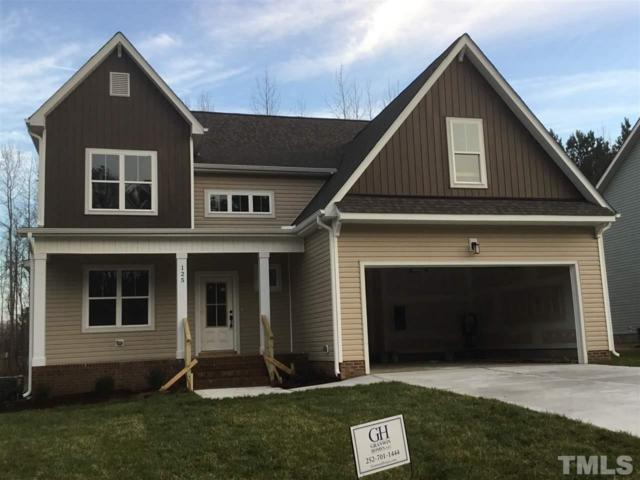 125 Walking Trail, Youngsville, NC 27596 (#2203014) :: The Jim Allen Group