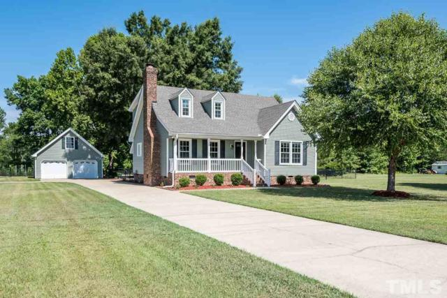 1494 Amelia Church Road, Clayton, NC 27520 (#2203062) :: The Perry Group