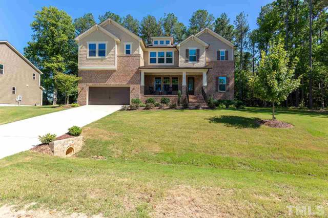 3821 Hickory Manor Drive, Apex, NC 27539 (#2203089) :: The Perry Group