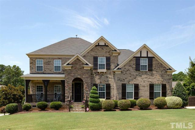 4301 Winding Oak Way, Apex, NC 27539 (#2203092) :: The Perry Group