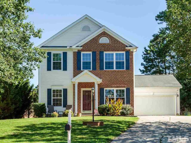 3 Wood Duck Court, Durham, NC 27713 (#2203162) :: M&J Realty Group