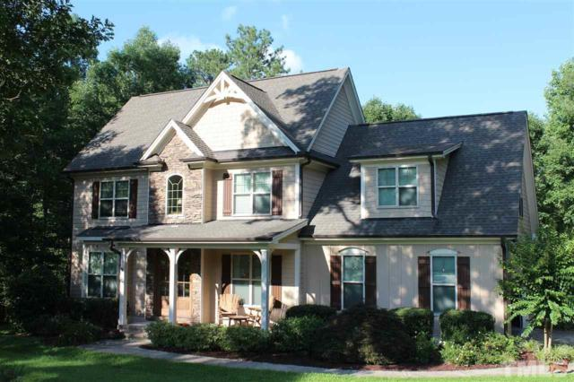 250 Rivers Edge Drive, Youngsville, NC 27596 (#2203175) :: The Jim Allen Group