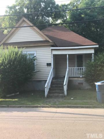 401 E Umstead, Durham, NC 27707 (#2203176) :: Spotlight Realty