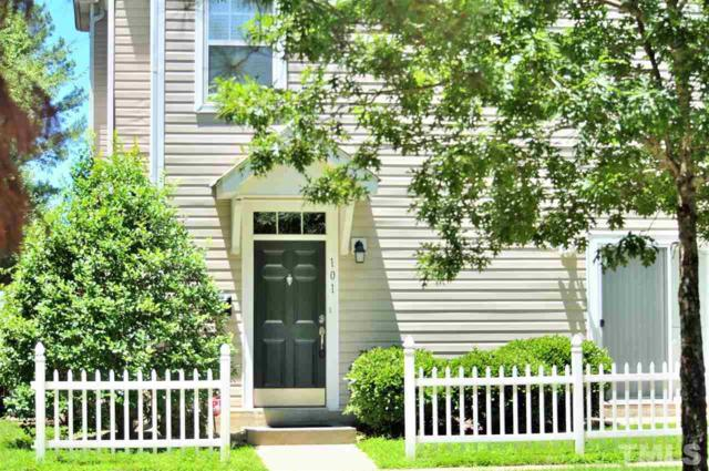 8621 Neuse Club Lane #101, Raleigh, NC 27616 (#2203181) :: RE/MAX Real Estate Service