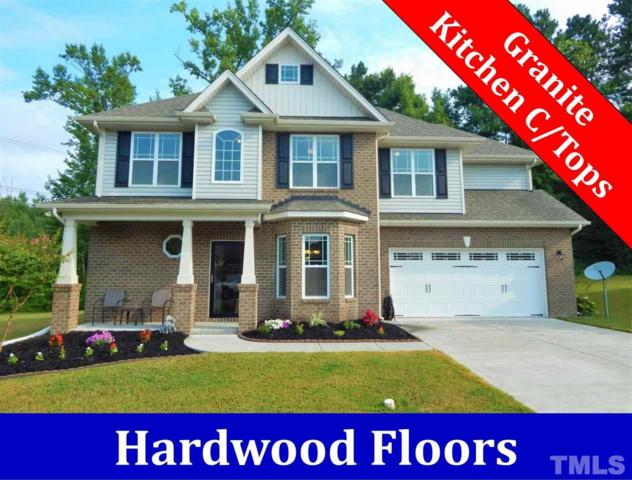 1480 Fireside Lane, Creedmoor, NC 27522 (#2203202) :: The Perry Group
