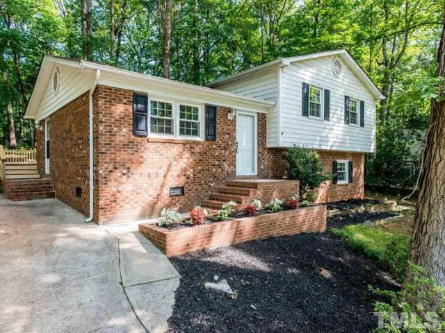 1206 Highland Trail, Cary, NC 27511 (#2203236) :: The Perry Group