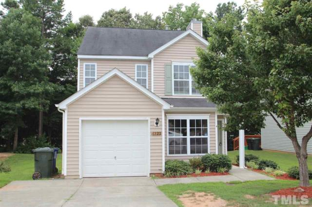1322 Ricochet Drive, Raleigh, NC 27610 (#2203244) :: The Perry Group