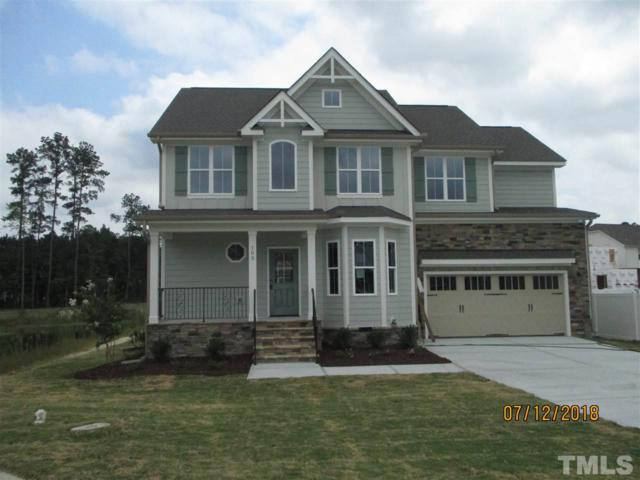 105 Virginia Creek Drive Site 22, Holly Springs, NC 27540 (#2203254) :: The Abshure Realty Group