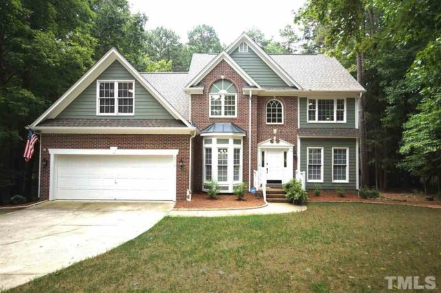 4717 Highview Court, Raleigh, NC 27613 (#2203262) :: The Perry Group