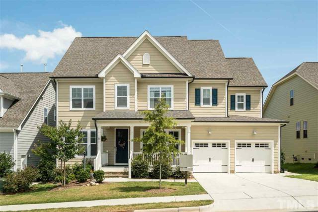 81 Juneberry Drive, Chapel Hill, NC 27516 (#2203283) :: M&J Realty Group