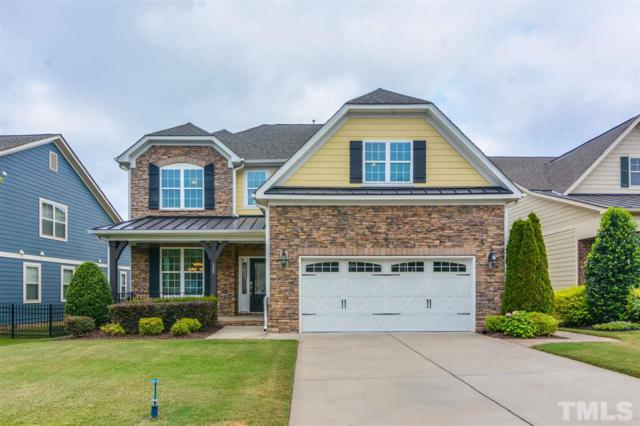 124 Silver Bluff Street, Holly Springs, NC 27540 (#2203317) :: The Perry Group