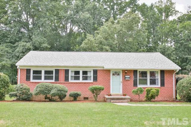 809 Lakeside Drive, Garner, NC 27529 (#2203325) :: The Perry Group