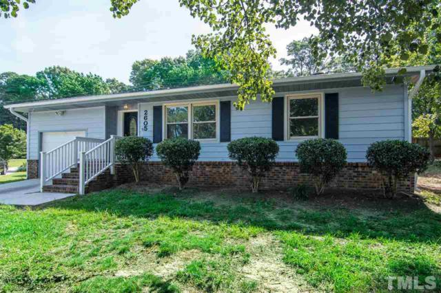 2605 Sourwood Street, Raleigh, NC 27610 (#2203335) :: The Abshure Realty Group