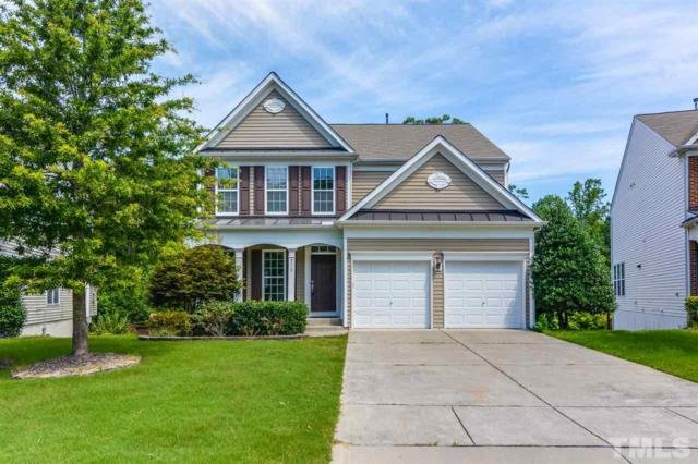 2112 Addenbrock Drive, Morrisville, NC 27560 (#2203352) :: The Abshure Realty Group
