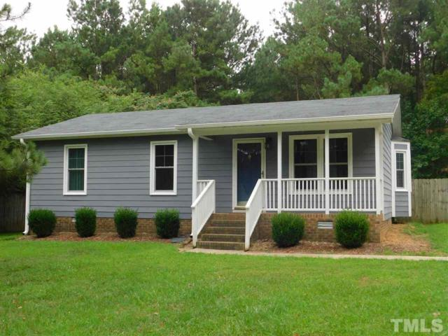 926 Old Zebulon Road, Wendell, NC 27591 (#2203359) :: The Perry Group