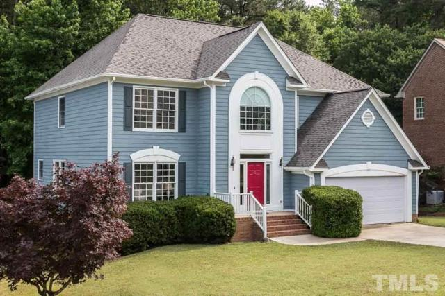 107 Tremont Circle, Chapel Hill, NC 27516 (#2203362) :: The Perry Group