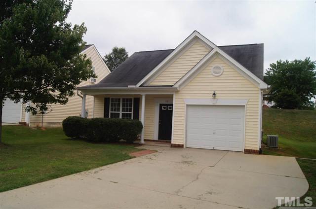 116 Hutson Lane, Clayton, NC 27527 (#2203403) :: The Perry Group