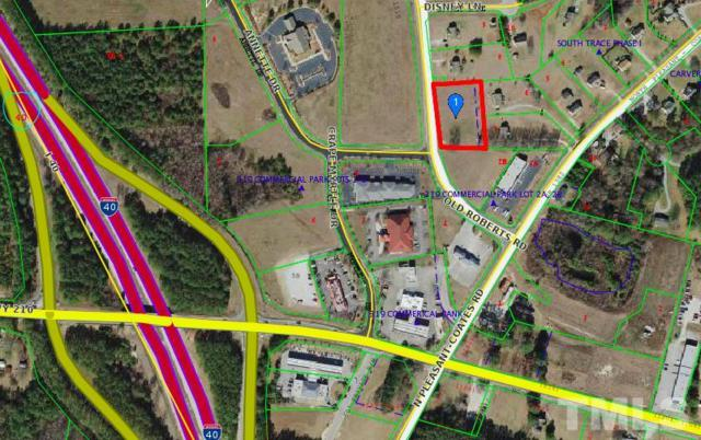 86 Old Roberts Road, Benson, NC  (#2203409) :: Better Homes & Gardens | Go Realty