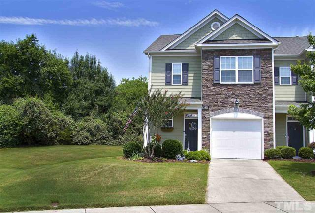 3831 Wild Meadow Lane, Wake Forest, NC 27587 (#2203413) :: M&J Realty Group