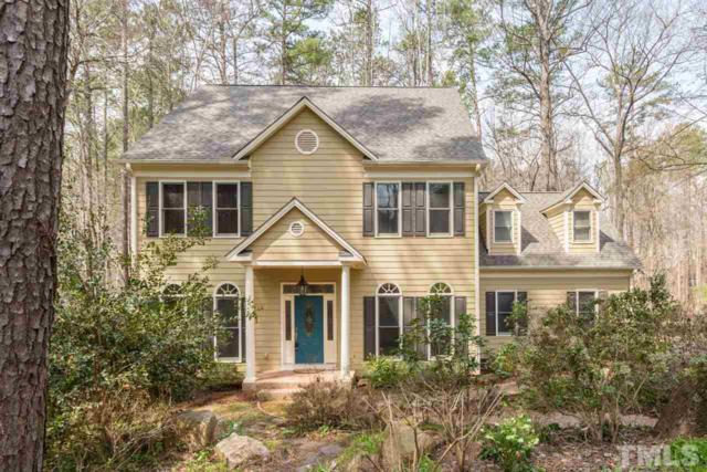 9111 Laurel Springs Drive, Chapel Hill, NC 27516 (#2203415) :: The Perry Group