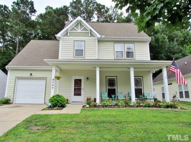 4045 Landover Lane, Raleigh, NC 27616 (#2203441) :: The Perry Group