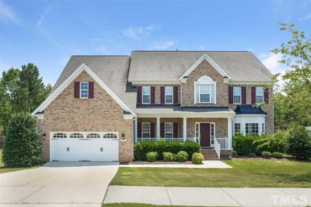 555 Long View Drive, Youngsville, NC 27596 (#2203469) :: The Perry Group