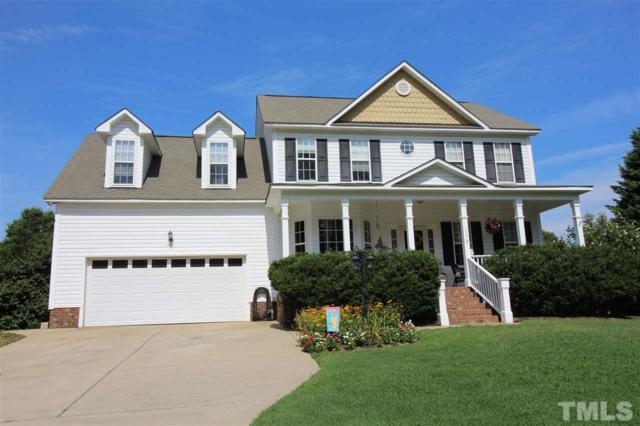 198 Belve Drive, Garner, NC 27529 (#2203505) :: The Perry Group