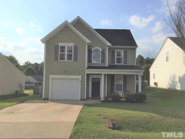 137 Hutson Lane, Clayton, NC 27527 (#2203521) :: The Perry Group