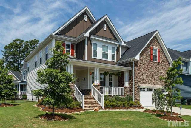 3916 Chapel Oak Drive, Apex, NC 27502 (#2203540) :: The Perry Group