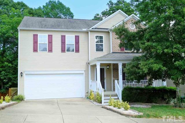 3800 Charleston Park Drive, Raleigh, NC 27604 (#2203549) :: The Perry Group