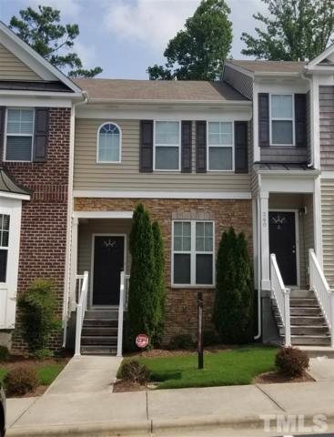 100 Stratford Lakes Drive #258, Durham, NC 27713 (#2203559) :: The Perry Group