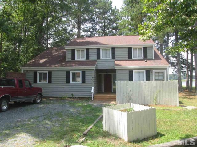 933 Lakewind, Sanford, NC 27332 (#2203595) :: The Perry Group