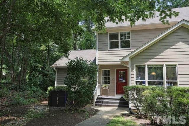 125 Mallard Court, Chapel Hill, NC 27517 (#2203598) :: Rachel Kendall Team