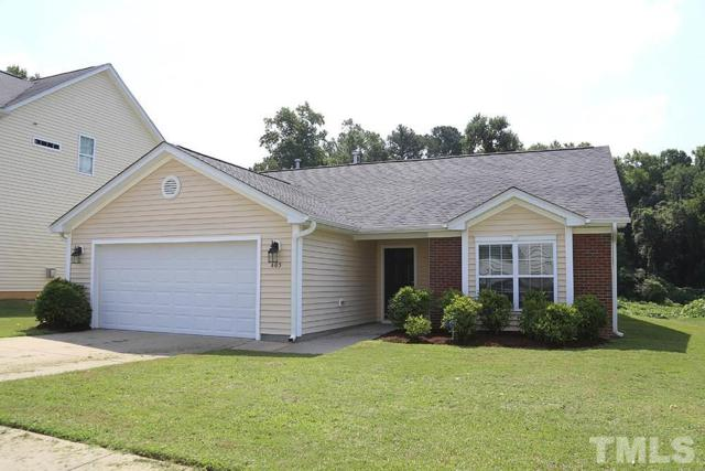 405 Timber Meadow Lake Drive, Fuquay Varina, NC 27526 (#2203602) :: The Perry Group
