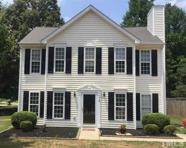518 Laurens Way, Knightdale, NC 27545 (#2203624) :: M&J Realty Group