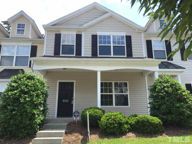 1725 Tw Alexander Drive #803, Durham, NC 27703 (#2203646) :: The Perry Group