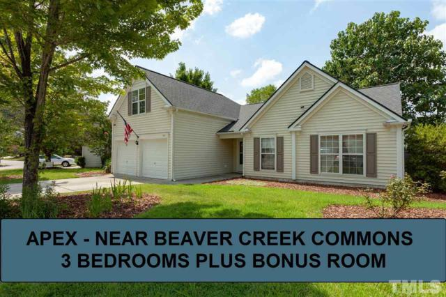 103 Grassy Point Road, Apex, NC 27502 (#2203655) :: The Perry Group