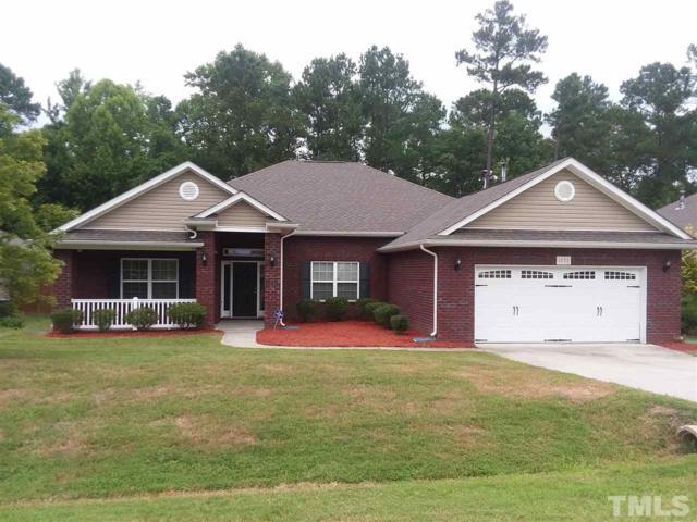 1171 Ridgeland Drive, Creedmoor, NC 27522 (#2203683) :: The Perry Group