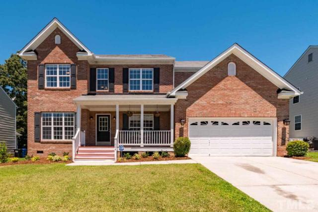 1064 Evening Shade Avenue, Rolesville, NC 27571 (#2203772) :: The Perry Group