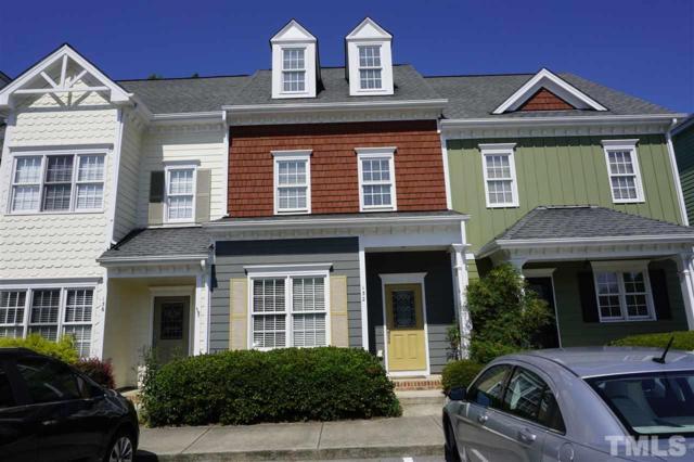 132 Old Grove Lane, Apex, NC 27502 (#2203785) :: Allen Tate Realtors