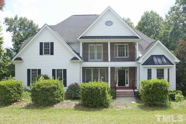 5217 Crooked Bluff Lane, Fuquay Varina, NC 26526 (#2203805) :: The Abshure Realty Group