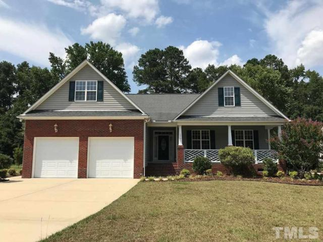 175 Coaster Court, Angier, NC 27501 (#2203827) :: The Perry Group