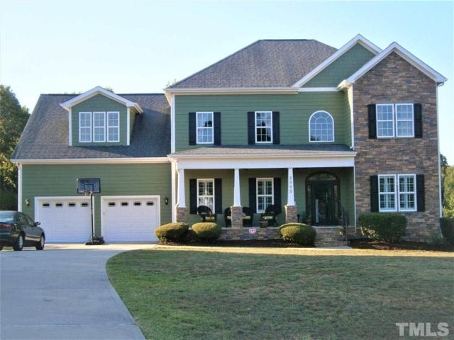 2305 Lillians Lake Lane, Zebulon, NC 27597 (#2203836) :: The Jim Allen Group