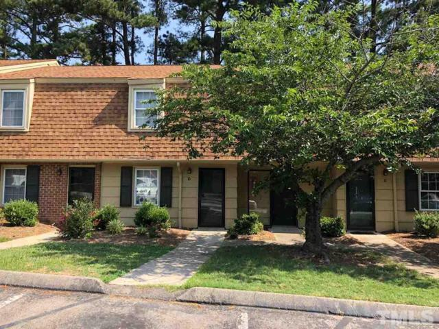 141 Jones Franklin Road D, Raleigh, NC 27606 (#2203851) :: Better Homes & Gardens | Go Realty